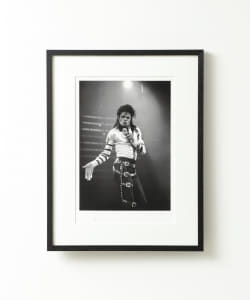 rockarchive / MICHEAL JACKSON Photo by Janet Macoska A3サイズ