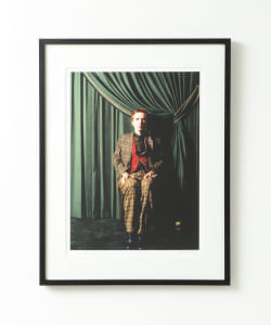 rockarchive / JOHN LYDON Photo by Sheila Rock A2サイズ