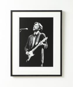 rockarchive / ERIC CLAPTON Photo by Jill Furmanovsky A2サイズ