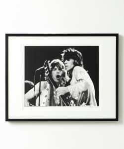 rockarchive / THE ROLLING STONES Photo by Bob Gruen A2サイズ