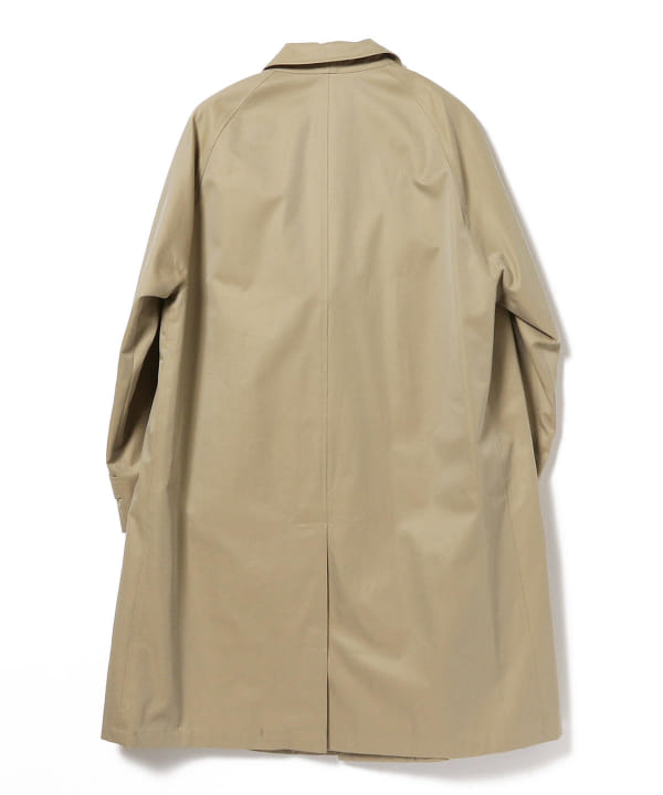 Exclusive Balmacaan Coat 24-19-0251-608: Beige