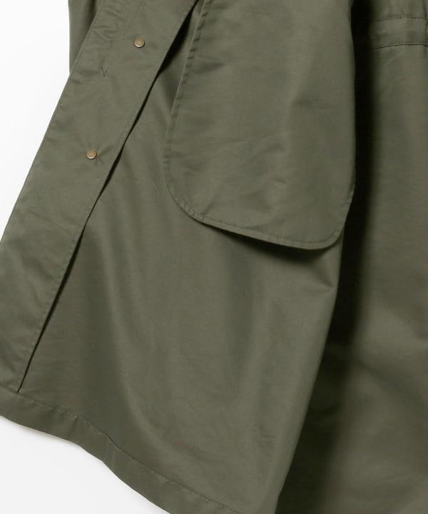 M-1951 Fishtail Parka 24-19-0273-608: Olive
