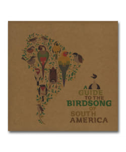 【LP】V.A. / Guide To The Birdsong Of South America <Rhythm Roots>
