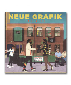 【LP】Neue Grafik Ensemble / Foulden Road <Total Refreshment Centre>