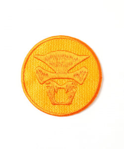 Thundercat × BEAMS RECORDS Logoball 刺繍ワッペン