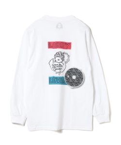HOLE AND HOLLAND / L. Levan Long Sleeve Tシャツ