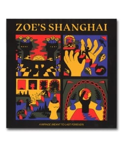 【LP】A Mirage (Meant To Last Forever) / Zoe's Shanghai <Zoe's Shanghai>