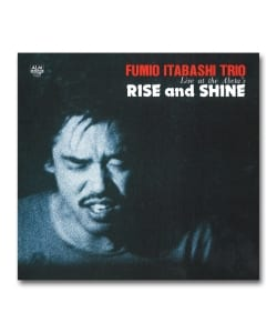 【LP】Fumio Itabashi Trio / Rise and Shine Live at the Aketa's <Studio Mule>