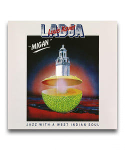 【LP】Louis Xavier / Ladja:Jazz With A West Indian Soul <Rebirth On Wax>