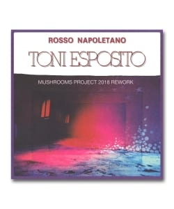 "【12""】Toni Esposito / Rosso Napoletano (Mushrooms Project 2018 Rework) <Archeo Recordings>"