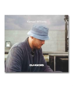 Kamaal Williams / DJ-Kicks <!K7>