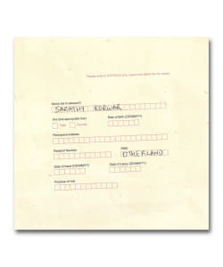 "【12""】Sarathy Korwar / Otheland (12"" / Transparent Green Vinyl) <The Leaf Label>"