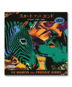 "【7""】Yu Mamiya Featuring Freddie Gibbs / Start And End <Vinyl Reminiscences Productions>"
