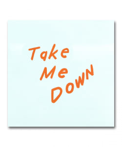 【LP】Pepe California + Takeda Kaori / Take Me Down <PPC RECORDS>