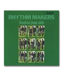 【LP】Rhythm Makers / Soul On Your Side <Vigor Records / Octave Lab>