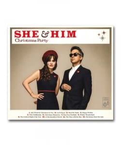 She & Him / Christmas Party <Columbia>▲