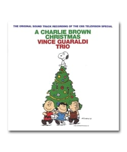 VINCE GUARALDI TRIO / A CHARLIE BROWN CHRISTMAS <Fantasy>▲