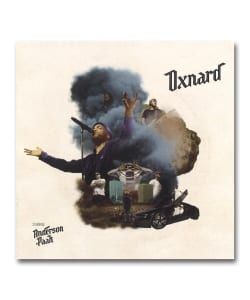 Anderson .Paak / Oxnard <Aftermath Entertainment / OBE / 12Tone Music>