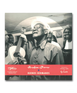 【LP】Ibrahim Ferrer / Buenos Hermanos (Special Edition) <ADA/World Circuit/BMG>
