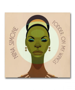 【LP】Nina Simone / Fodder On My Wings <Verve>