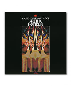 【LP】Aretha Flankrin / Young, Gifted And Black <Rhino>