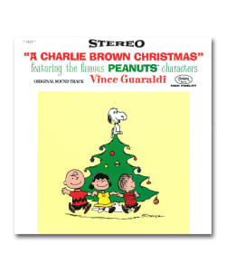 【LP】Vince Guaraldi / A Charlie Brown Christmas <Craft Recordings>