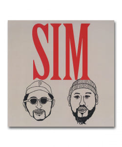 "【7""】 Sim Bros. / Flying <Honey>"