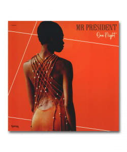 【LP】Mr President / One Night <Favorite Recordings>