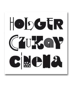 【5LP+DVD】Holger Czukay / Cinema <Gronland Records>