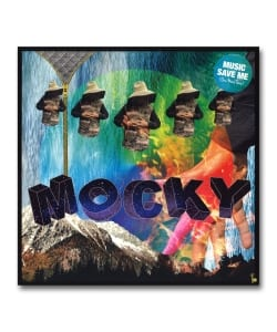 【LP】Mocky / Music Save Me (One More Time) <Heavy Sheet>