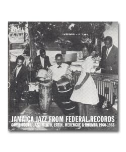 V.A. / Jamaica Jazz From Federal Records <Dub Store Records>