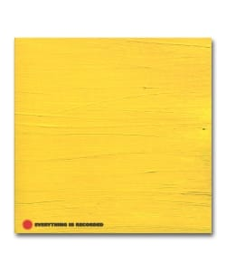 【LP】Everything Is Recorded / Everything Is Recorded <XL Recordings>