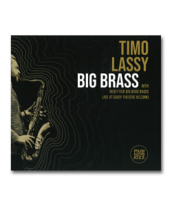 【LP】Timo Lassy / Big Brass Live at Savoy Theatre Helsinki <Must Have Jazz>
