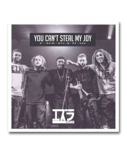 【国内盤】Ezra Collective / You Can't Steal My Joy <Enter The Jungle / Inpartmaint>