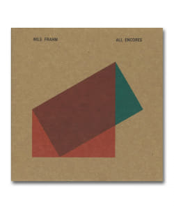 【国内盤】Nils Frahm / All Encores <Erased Tapes / Inpartmaint>