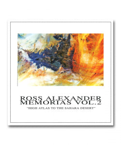 【LP】Ross Alexander / Memorias Vol.2 - High Atlas To The Sahara Desert <Discrepant>