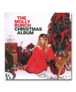 【LP】Molly Burch / The Molly Burch Christmas Album <Captured Tracks>