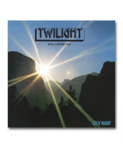 【LP】 Twilight / Still Loving You <Luv N' Haight>