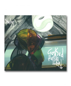 【LP】Good Sad Happy Bad / Shades <Textile>