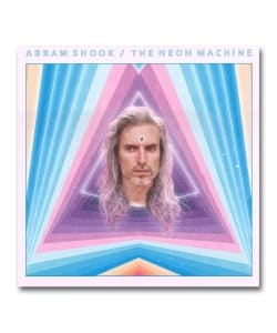 【LP】Abram Shook / The Neon Machine <Western Vinyl>