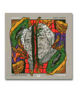"【LP】Ivan Conti / Poison Fruit (RSD Exclusive + 7""Bonus) <Far Out Recordings>"