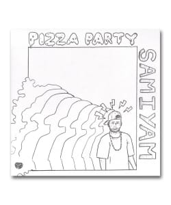 【LP】Samiyam / Pizza Party <Stones Throw>