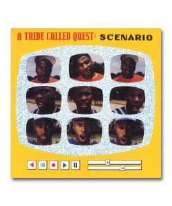 "【7""】A Tribe Called Quest / Scenario <Mr.Bongo>"