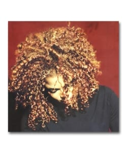 【LP】Janet Jackson / The Velvet Rope <Virgin Records>