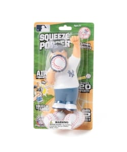 Hog Wild Toys / New York Yankees Squeeze Popper(ボール ランチャー)