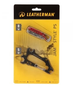 LEATHERMAN / JAM+STYLE PS Red