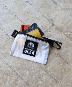 GRANITE GEAR / TRAIL WALLET M