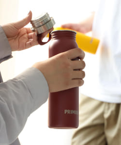 FJALLRAVEN × PRIMUS / Klunken Bottle ステンレスボトル 0.7L
