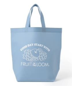 FRUIT OF THE LOOM / COLOR TOTE PVC トート バッグ