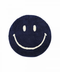 SECOND LAB. / SMILE RUG MAT